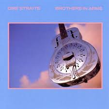 Dire Straits: Brothers In Arms cover art