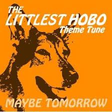 Littlest Hobo album cover