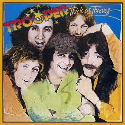Thick as Thieves by Trooper