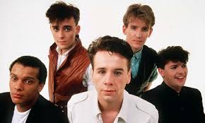 Simple Minds band shot