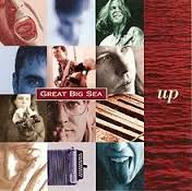 'Up' record cover art