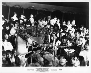 Donovan performing