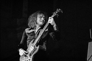 Jack Bruce playing live