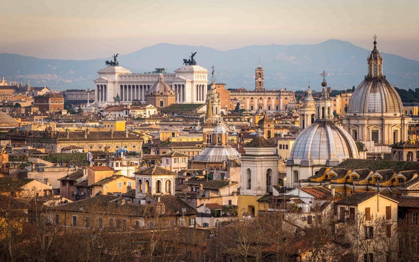 The Roman Skyline